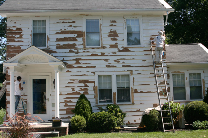 Exterior Painting in Morristown, NJ