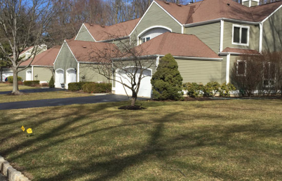 Exterior Painting Woodside Community - Morristown